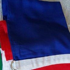 Collectionnisme sportif: BANDERA FRANCIA 200X120 GENERO ACRILICO 100% CON JARETA Y ANILLAS PARA IZAR. Lote 212785478