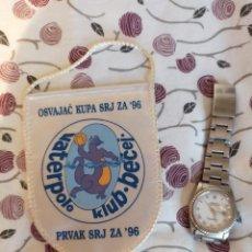 Coleccionismo deportivo: BANDERIN CAMPEONATO DE EUROPA DE WATERPOLO 1996. Lote 224637736
