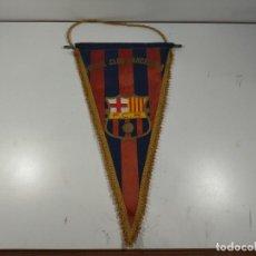 Coleccionismo deportivo: BANDERÍN FÚTBOL CLUB BARCELONA. Lote 276290383
