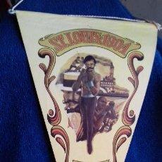 Coleccionismo deportivo: OLIMPIADA ST.LOUIS 1901 BANDERIN COLECCION BIMBO. Lote 277077783