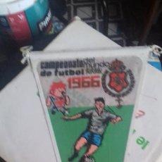 Coleccionismo deportivo: CAMPEONATO DEL MUNDO DE FÚTBOL 1966 BANDERÍN. Lote 278452513