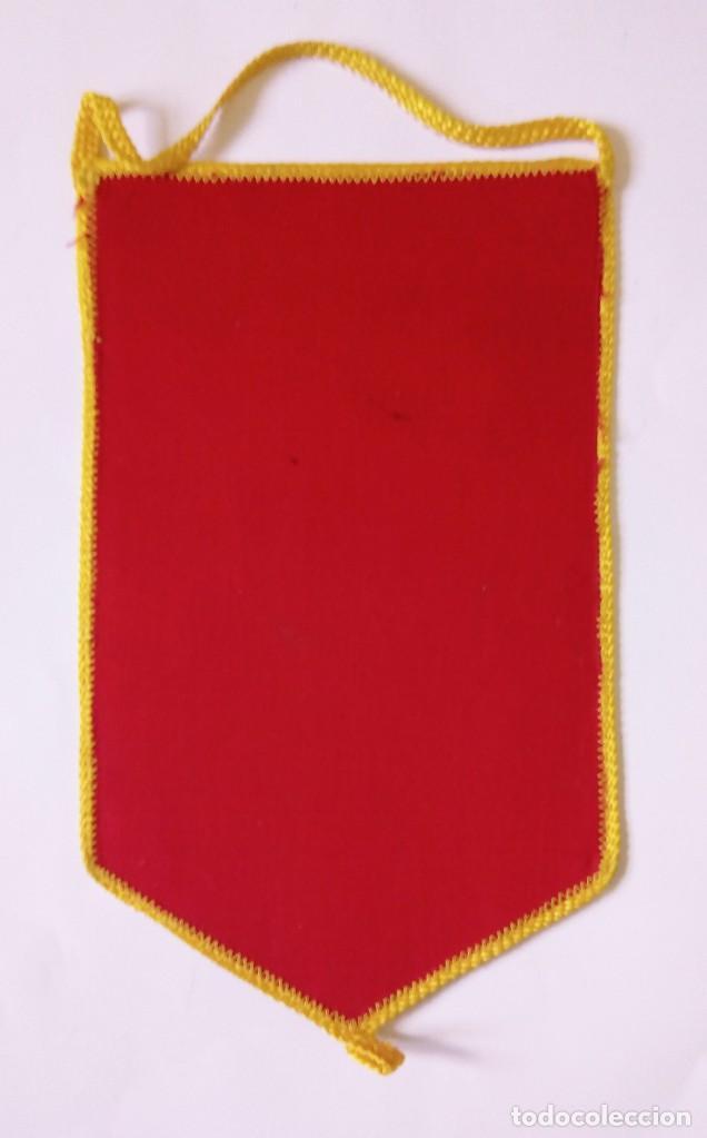 Coleccionismo deportivo: 1977 - Banderín IV Espartaquiada - Sindicatos y F.A.R. Fuerzas Armadas Revolucionarias - CUBA 77 - Foto 2 - 288172698