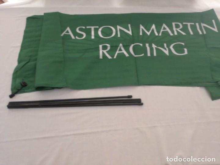 Coleccionismo deportivo: Bandera Aston Martin Racing,nuevo - Foto 4 - 288431863