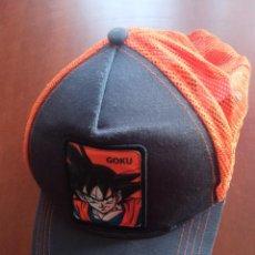 Coleccionismo deportivo: DRAGON BALL GORRA CAP. Lote 294565563