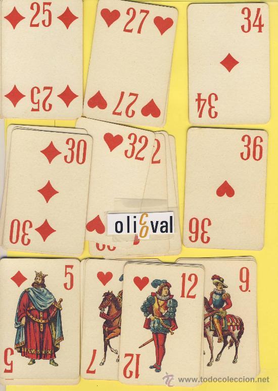 Barajas de cartas: NBC EX0078e - Foto 3 - 20580625