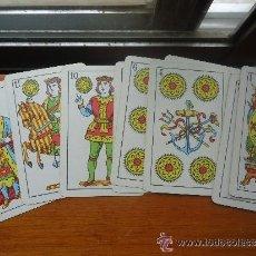 Barajas de cartas: NAIPES COMAS BARCELONA - NAIPES SAMSÓ. Lote 40479537