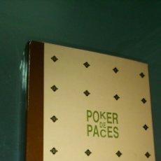 Barajas de cartas: POKER DE PACES. ANUARIO DE 1988. PERSONALIDADES FAMOSAS.. Lote 44702205