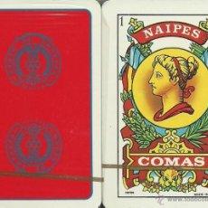 Barajas de cartas: GRUPO DE EMPRESAS CASA - SEVILLA - BARAJA ESPAÑOLA 50 CARTAS. Lote 45385353