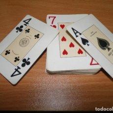 Barajas de cartas: ANTIGA BARAJA DE CARTAS 52 NAIPER HERACLIO FOURNIER MADE IN SPAIN VER FOTOS. Lote 77084401