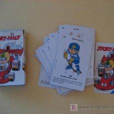 Barajas de cartas: BARAJA DE CARTAS SPORT BILLY (AÑO 1978). Lote 26832588