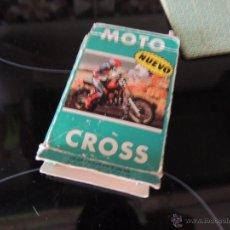 Barajas de cartas: BARAJA MOTO CROSS.. Lote 54158135