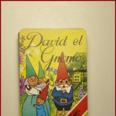 Barajas de cartas: BARAJAS INFANTILES - FOURNIER 1985 - BARAJA DAVID EL GNOMO. Lote 61156355