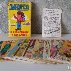 Barajas de cartas: BARAJA MARCO DE LOS APENINOS A LOS ANDES. Lote 68336421