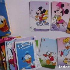 Barajas de cartas: BARAJA PATO DONALD DONALD DUCK FOURNIER. Lote 70300213