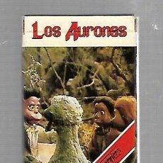 Barajas de cartas: BARAJA DE CARTAS. FOURNIER. LOS AURONES. Lote 84192180