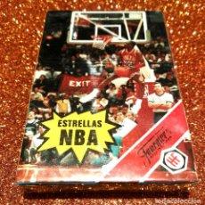 Barajas de cartas: BARAJA PRECINTADA ESTRELLAS DE LA NBA (HERACLIO FOURNIER). AÑOS 80 DEPORTES BALONCESTO COLECCIONISMO. Lote 98567815