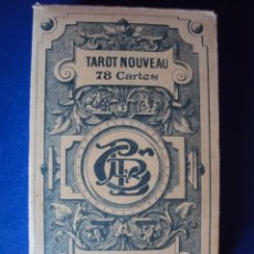 Barajas de cartas: (PA-804)TAROT NOUVEAU GRIMAUD FRANCIA 1890 ADIVINACION OCULTISMO ESOTERISMO BARAJA. Lote 44710349