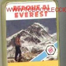 Barajas de cartas: NAIPE BARAJA CARTAS LOS MINIS *ATAQUE AL EVEREST*AÑO 1978 FOURNIER A ESTRENAR. Lote 40651913