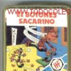 Barajas de cartas: BARAJA NAIPE JUEGO DE CARTAS LOS MINIS *EL BOTONES SACARINO* IBAÑEZ AÑO 1979 FOURNIER A ESTRENAR. Lote 45837075