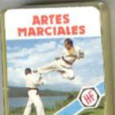 Baralhos de cartas: NAIPE BARAJA CARTAS LOS MINIS *ARTES MARCIALES*AÑO 1978 FOURNIER A ESTRENAR*. Lote 142430360
