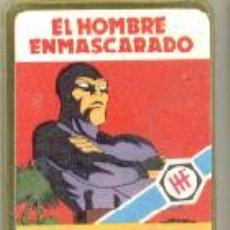 Barajas de cartas: NAIPE BARAJA CARTAS LOS MINIS *EL HOMBRE ENMASCARADO*AÑO 1978 FOURNIER. Lote 11030525