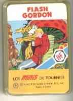 NAIPE BARAJA CARTAS LOS MINIS *FLASH GORDON*AÑO 1978 FOURNIER (Juguetes y Juegos - Cartas y Naipes - Barajas Infantiles)