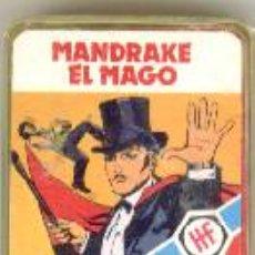 Barajas de cartas: NAIPE BARAJA CARTAS LOS MINIS *MANDRAKE EL MAGO*AÑO 1978 FOURNIER. Lote 43886664