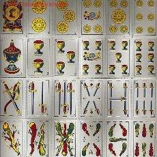 Barajas de cartas: MINI BARAJA DE NAIPES. Lote 1622820
