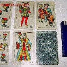 Barajas de cartas: ANTIGUA BARAJA NAIPES OPACOS COMAS BARCELONA - 48 CARTAS (14). Lote 26919659