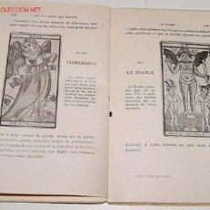 Barajas de cartas: L´ART DE TIRER LES CARTES - POR J. MERY - TAROT - 1940 . LIBRAIRIE GARNIER FRERES - PARIS . 228 PAGI. Lote 26697456