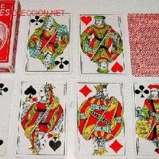 Barajas de cartas: ANTIGUA BARAJA DE NAIPE FRANCES DE HERACLIO FOURNIER - COMPLETA CON 52 NAIPES - . Lote 25730728