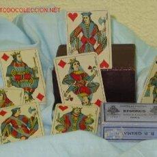 Barajas de cartas: CARTAS. Lote 13160003