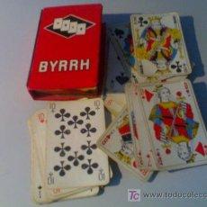 Barajas de cartas: BARAJA DE CARTAS DE POKER ANTIGUA. Lote 26932424