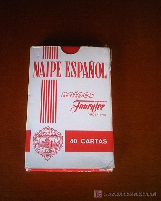 BARAJA 40 CARTAS (Juguetes y Juegos - Cartas y Naipes - Baraja Española)
