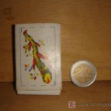 Barajas de cartas: BARAJA DE CARTAS ESPAÑOLAS PEQUEÑAS. Lote 27354214