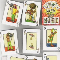 Barajas de cartas: BONITA BARAJA DE COLECCION DEL RASTA . Lote 35197333