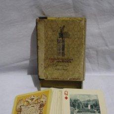 Barajas de cartas: JUEGO DE CARTAS. Lote 3962700