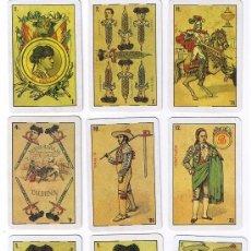 Barajas de cartas: BARAJA TAURINA (MUY RARA). Lote 12659907