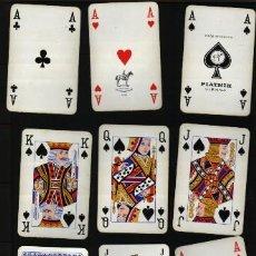 Barajas de cartas: BARAJA NAIPES 54 CARTAS .. PIATNIK VIENNA – MADE IN AUSTRIA – FRED PIATNIK & SONS VIENNA. Lote 21910329