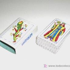 Barajas de cartas: BARAJA INFANTIL DE 48 NAIPES TROQUELADOS, SIN CORTAR NI USAR, , AÑOS 60.. Lote 23959056