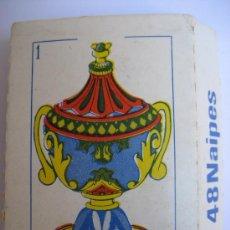 Barajas de cartas: BARAJA CARTAS ESPAÑOLAS (MINIATURA). Lote 26951115