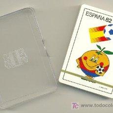 Baralhos de cartas: OFERTON!!!! BARAJA NARANJITO MUNDIAL ESPAÑA 82. Lote 153055726