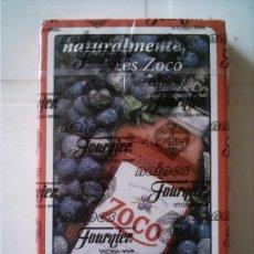 Jeux de cartes: BARAJA DE CARTAS. CASA FOURNIER. PACHARÁN ZOCO. 40 CARTAS. PRECINTADA . Lote 4557916
