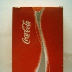 Barajas de cartas: BARAJA ESPAÑOLA COMAS. COCA-COLA. NUEVA . Lote 6091612