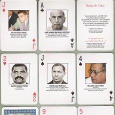 Barajas de cartas - BARAJA DE CUBA, 2003 - 27394942