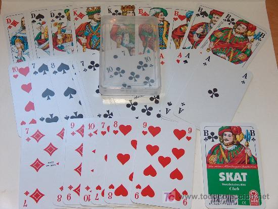 Baraja De Naipes O Cartas Para Poker Alemanas Comprar Barajas De