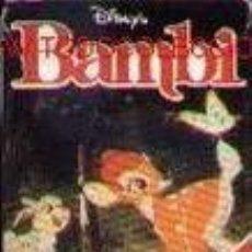 Barajas de cartas: BAMBI DISNEY BARAJA DE CARTAS HERACLIO FOURNIER. Lote 19786081