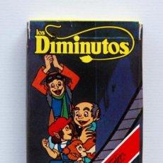 Barajas de cartas: BARAJA INFANTIL DE FOURNIER. LOS DIMINUTOS. 1983. Lote 8718182