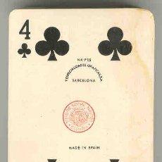 Barajas de cartas: (CAR-7)BARAJA COMAS (COMPLETA) . Lote 31294448
