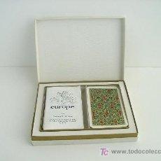 Barajas de cartas: NAIPES EUROPE DE FOURNIER G.E. (2). Lote 26794350